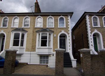Thumbnail 1 bed flat to rent in Pelham Road, London