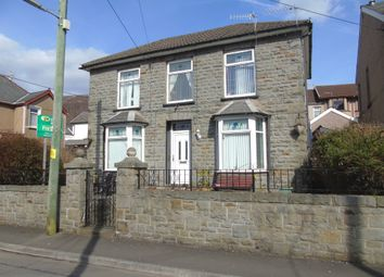 Thumbnail 4 bed detached house for sale in Campbell Terrace, Mountain Ash