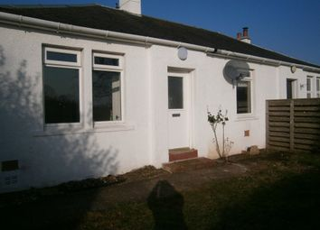 Thumbnail 1 bed semi-detached house to rent in Stair, Mauchline