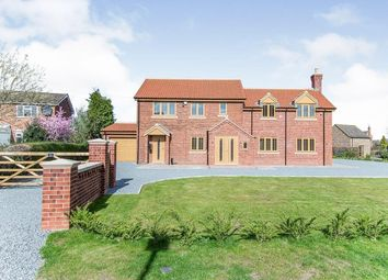 Thumbnail 5 bedroom detached house for sale in North Street, Barmby-On-The-Marsh
