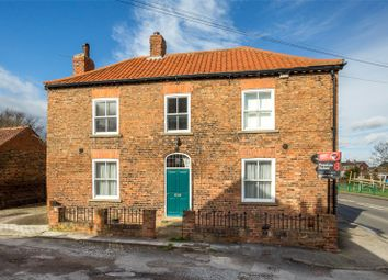 Thumbnail 4 bed detached house for sale in Wistow Road, Selby, North Yorkshire
