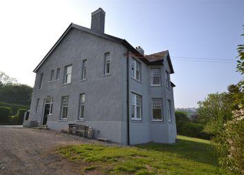 Thumbnail 6 bed detached house for sale in Dyffryn, Goodwick