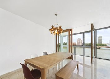 Thumbnail 3 bed flat to rent in St George Wharf, The Tower, London