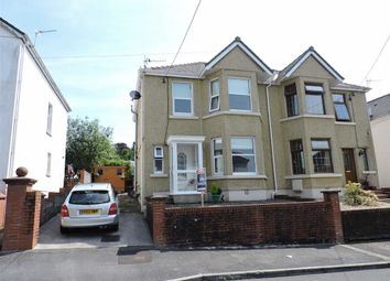 Thumbnail 3 bed semi-detached house for sale in Dynevor Road, Garnant, Ammanford