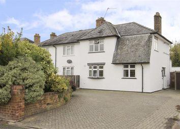 3 bed semi-detached house for sale in Glebe Avenue, Ickenham UB10