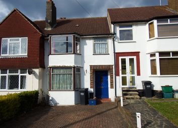 Thumbnail 3 bed terraced house for sale in Elm Park Gardens, South Croydon