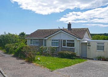 Thumbnail 2 bed detached bungalow for sale in Trelispen Park Drive, Gorran Haven, St. Austell