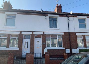 Thumbnail 3 bed terraced house for sale in St Johns Road, Wrexham, Wrexham