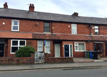 Thumbnail 2 bedroom terraced house to rent in Sinderland Road, Broadheath, Altrincham