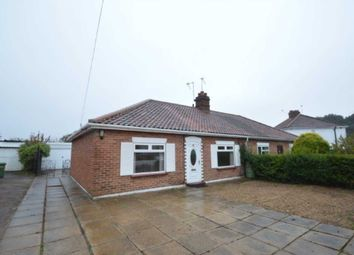 Thumbnail 2 bed semi-detached house for sale in Samson Road, Hellesdon, Norwich