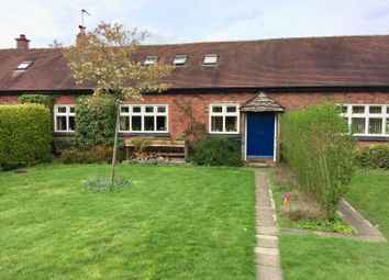 Thumbnail 3 bed cottage to rent in Middlewich Road, Lower Peover