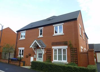 Thumbnail 4 bed property to rent in Spitalcroft Road, Devizes, Wiltshire
