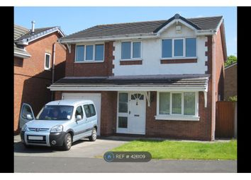 Thumbnail 4 bed detached house to rent in Woodhurst Drive, Standish, Wigan
