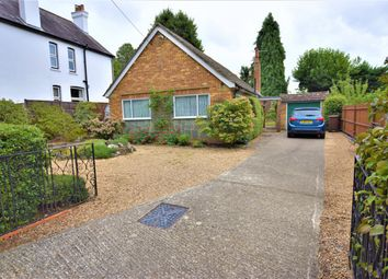 Hutton Road, Ash Vale, Aldershot GU12. 2 bed detached bungalow