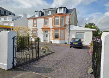Thumbnail 3 bedroom flat for sale in Alexandra Parade, Dunoon
