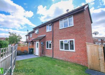 Thumbnail 2 bed end terrace house for sale in Broomfield Avenue, Broxbourne