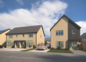 Thumbnail 3 bed detached house for sale in Ovins Rise, West End Gardens, Haddenham