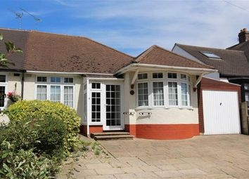 Thumbnail 3 bed semi-detached bungalow for sale in Whitehall Road, North Chingford, London