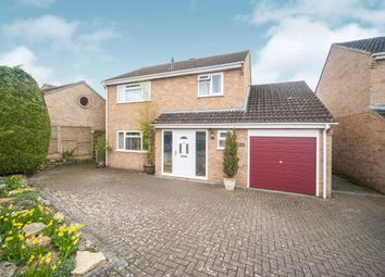 Thumbnail 4 bedroom detached house for sale in Broadley Park, North Bradley, Trowbridge