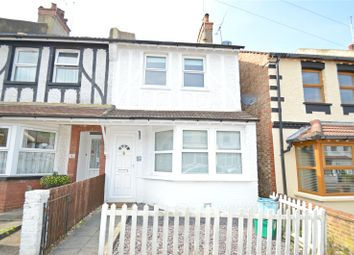 Thumbnail 3 bed terraced house to rent in Elm Road, Purley, Surrey