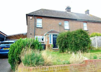 Thumbnail 3 bed semi-detached house for sale in Cannon Lane, Luton