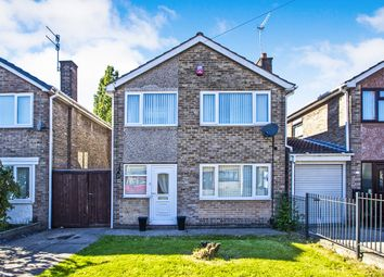 Thumbnail 3 bedroom detached house for sale in Lawrence Avenue, Awsworth, Nottingham