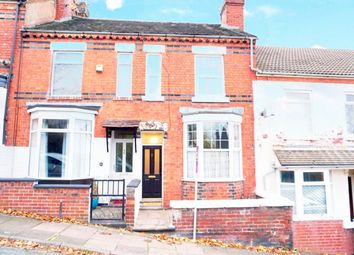Thumbnail 3 bed terraced house to rent in Sturgess Street, Stoke-On-Trent