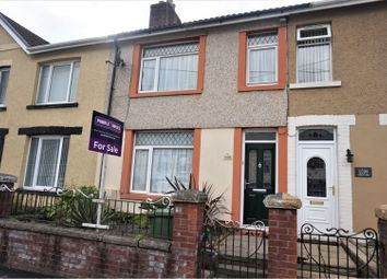 3 bed terraced house for sale in Commercial Street, Pontypridd CF38