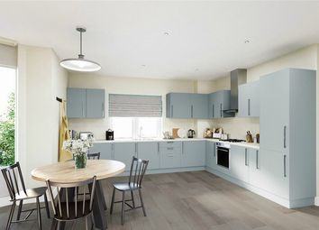 Thumbnail 2 bed flat for sale in Woodthorpe Road, Ashford, Surrey
