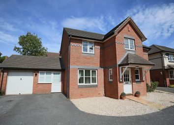 Thumbnail 4 bedroom detached house for sale in St. Briac Way, Exmouth