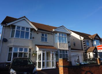 Thumbnail 5 bedroom detached house for sale in St. Pauls Road, Coventry