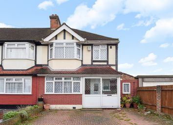 Thumbnail 3 bed detached house for sale in Fern Avenue, Mitcham