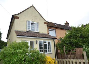 Thumbnail 3 bed end terrace house for sale in Aspenden, Buntingford