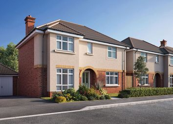 Thumbnail 4 bed detached house for sale in Park Avenue, Chippenham, Wiltshire
