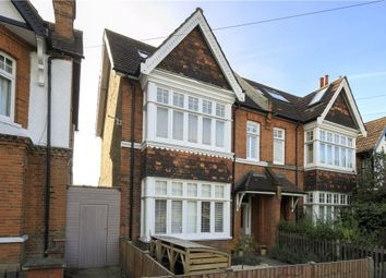 Thumbnail 5 bed semi-detached house for sale in Norbiton Ave, Kingston-Upon-Thames