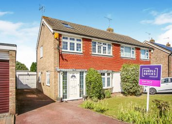 4 bed semi-detached house for sale in Gresham Road, Maidstone ME17