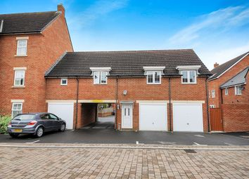 Thumbnail 2 bedroom flat for sale in Hart Close, Royal Wootton Bassett, Swindon