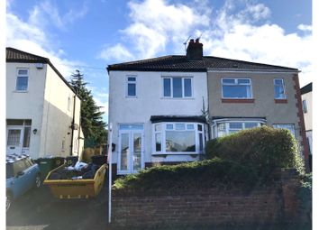 Thumbnail 3 bed semi-detached house to rent in Oak Hill, Wolverhampton