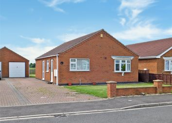 Thumbnail 3 bed detached bungalow for sale in Church Lane, Winthorpe, Skegness, Lincs