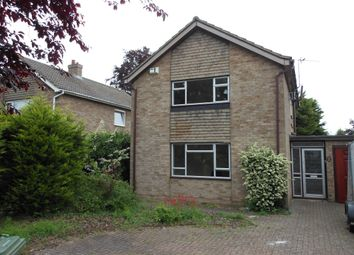 Thumbnail 3 bedroom detached house to rent in Parkside, Little Paxton