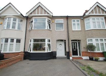 Thumbnail 3 bed terraced house for sale in Burnway, Hornchurch