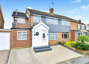 Thumbnail 4 bed semi-detached house for sale in Severn Way, Bletchley, Milton Keynes, Bucks
