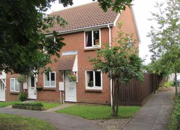 Thumbnail 2 bed end terrace house for sale in Rickinghall, Diss