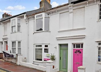 Thumbnail 3 bed terraced house for sale in Carlyle Street, Brighton, East Sussex