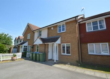 Thumbnail 2 bed terraced house to rent in Sullivans Reach, Walton-On-Thames, Surrey