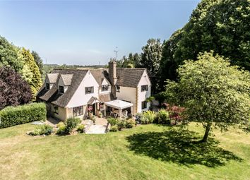 Thumbnail 5 bed detached house for sale in Perrotts Brook, Cirencester, Gloucestershire