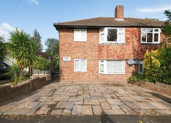 Cox Lane, West Ewell, Epsom KT19. 2 bed maisonette