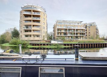 Thumbnail 2 bed flat for sale in Barley Court, Essex Wharf, London