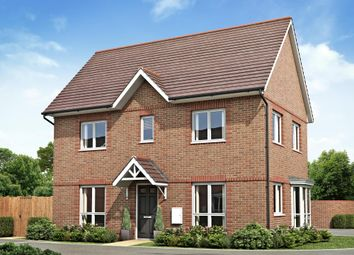"Thumbnail 3 bedroom detached house for sale in ""Hadley"" at Hyde End Road, Spencers Wood, Reading"