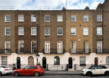 Thumbnail 4 bed maisonette for sale in Ebury Street, Belgravia, London